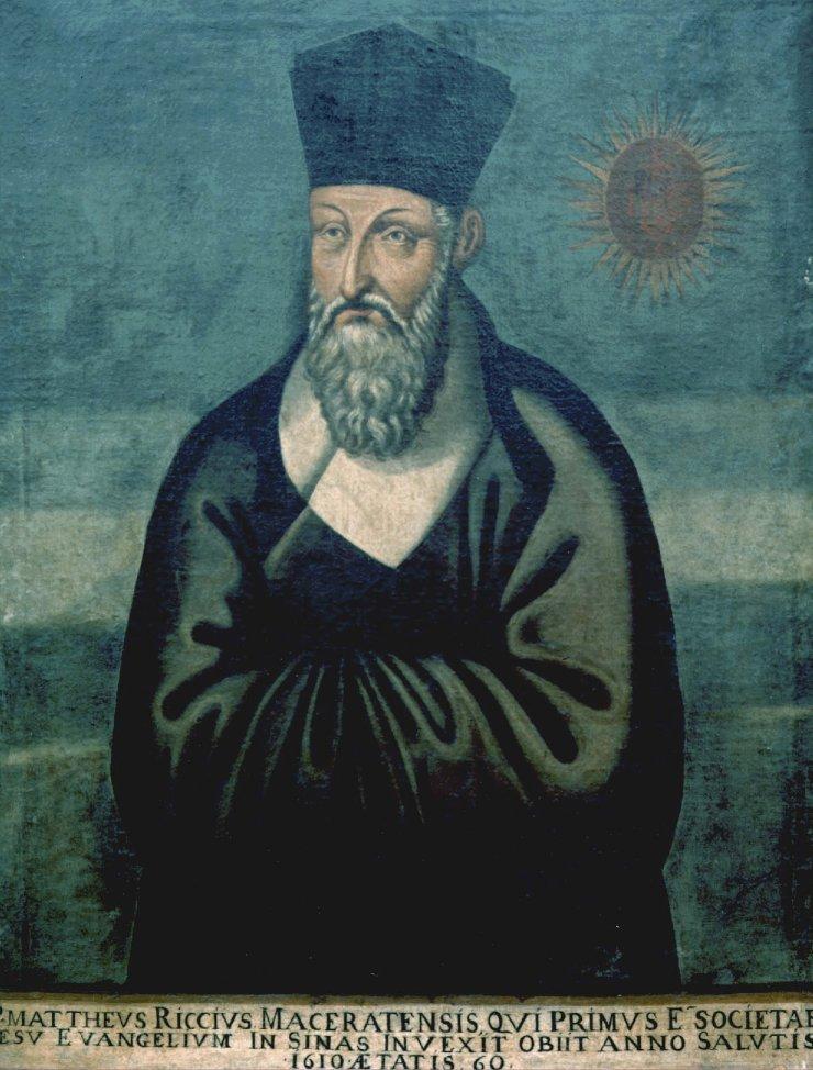 今日は何の日】1552年10月6日 マテオ・リッチの誕生日 - クリプレ